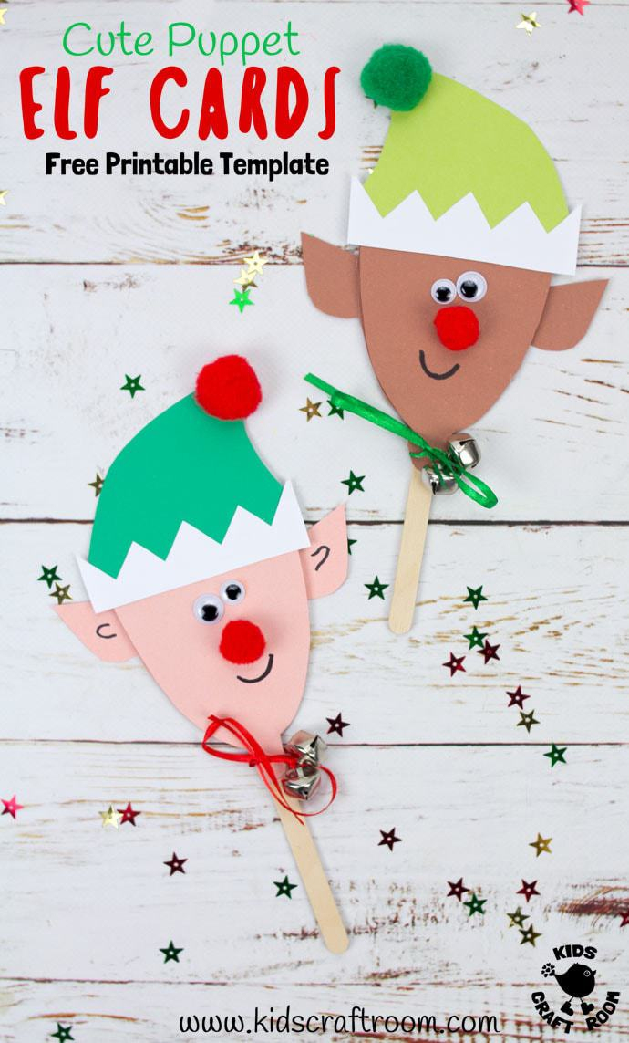 Free Printable Elf Pattern