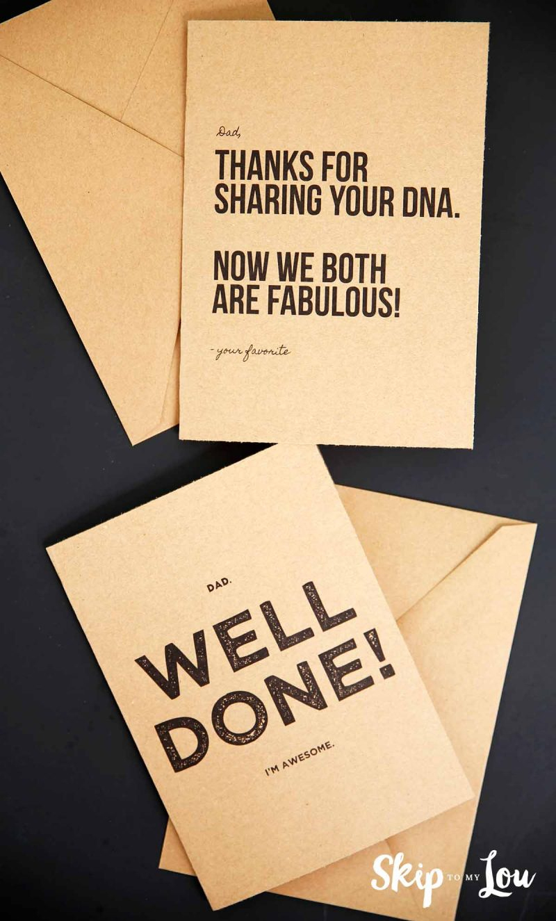 Free Printable Fathers Day Cards That Are Super Funny! - Free Printable Happy Fathers Day Grandpa Cards