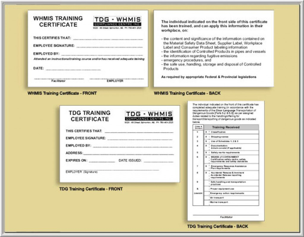 Free Printable Forklift Certification Cards | Free Printable - Free Printable Forklift Certification Cards