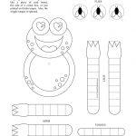 Free Printable Frog Crafts | Schoolwork Grade 1 | Frog Crafts   Free Printable Crafts