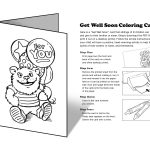 Free Printable Get Well Cards To Color   Printable Cards   Free Printable Cards To Color