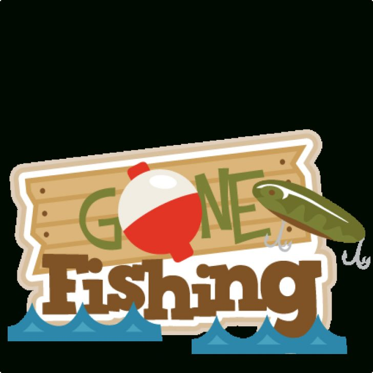 Free Printable Gone Fishing Sign