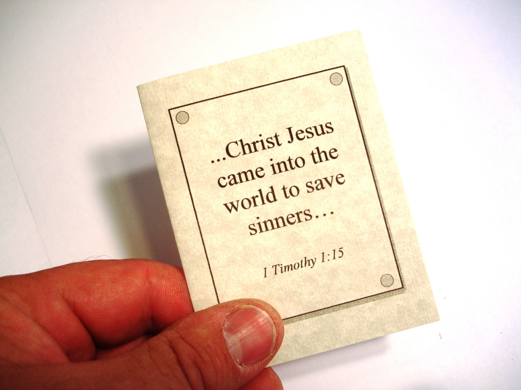 Free Printable Gospel Tracts Pertaining To Free Printable Tracts For - Free Printable Tracts For Evangelism