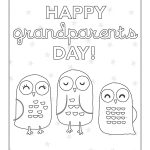 Free Printable Grandparents Day Coloring Pages From Carter's   Free Printable Fathers Day Coloring Pages For Grandpa
