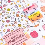 Free Printable Halloween Cardstock With Canon | Damask Love   Free Printable Card Stock Paper
