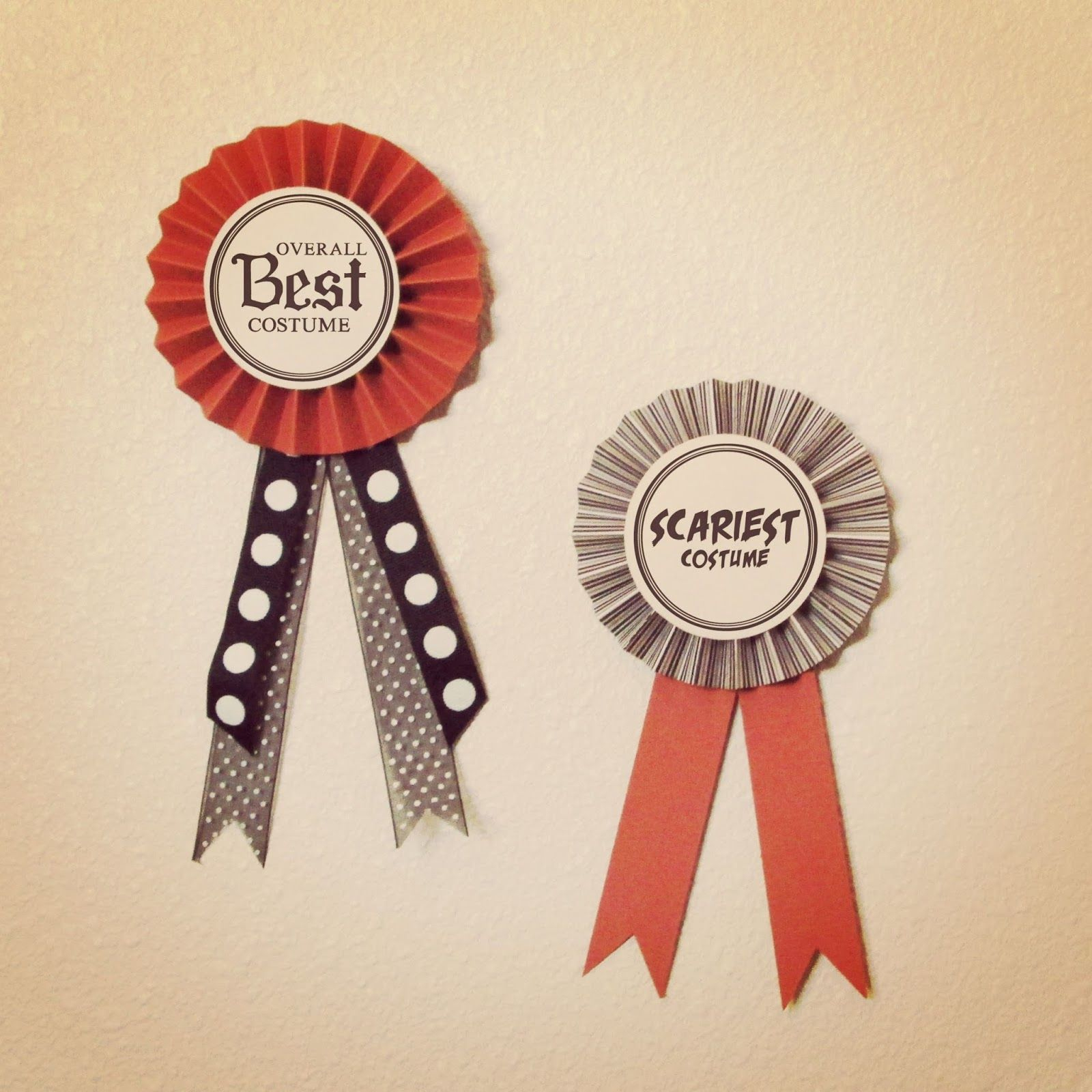 Free Printable Halloween Costume Contest Awards | - Fontaholic - Free Printable Halloween Award Certificates