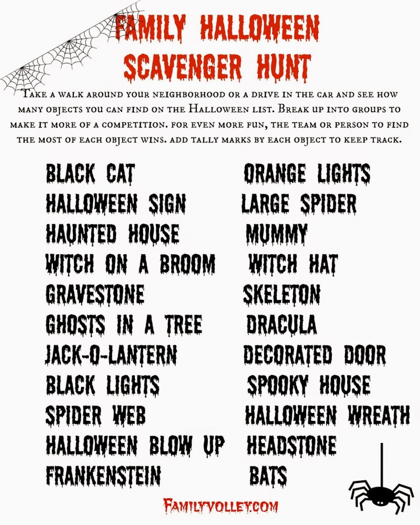 Free Printable Halloween Game - The Idea Room - Free Printable Halloween Games For Kids