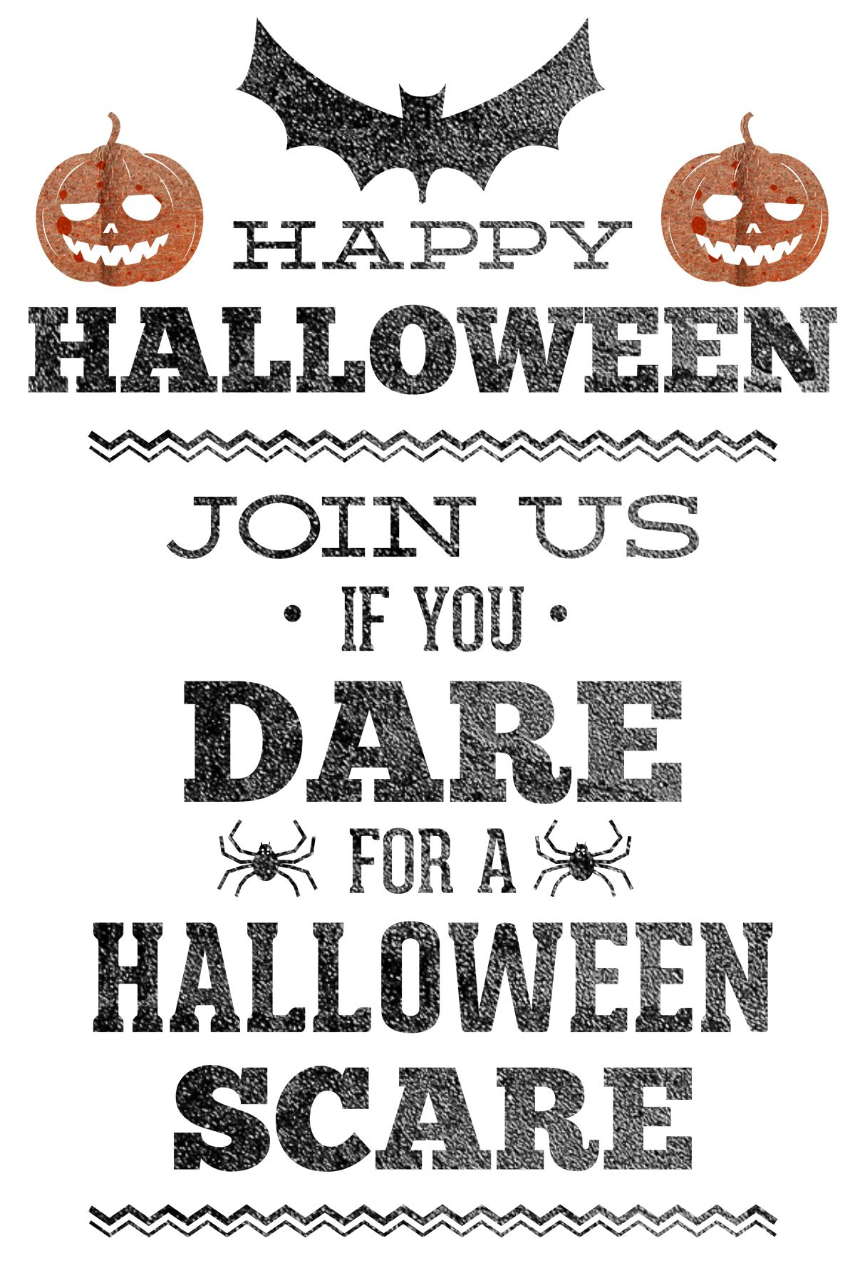 Free Printable Halloween Party Invitation | Halloween Printables 2 - Free Printable Halloween Party Invitations