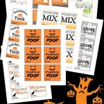 Free Printable Halloween Tags For Treat Bags   Free Printable Halloween Tags
