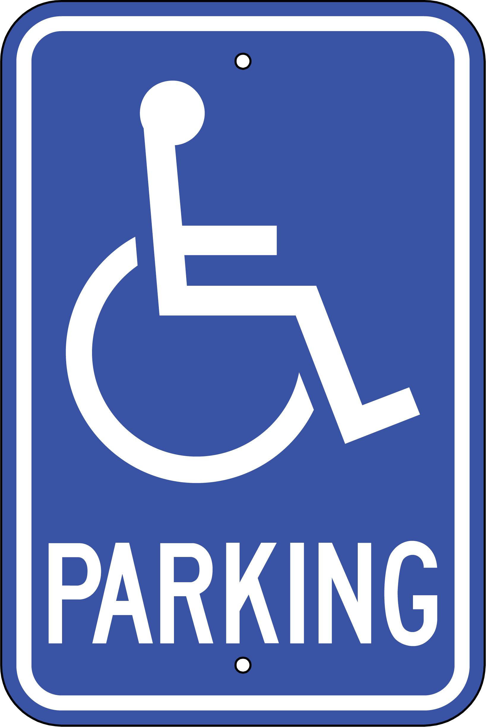 Free Printable Handicap Parking Signs, Download Free Clip Art, Free - Free Printable Parking Permits