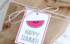 Free Printable Gift Bag Tags