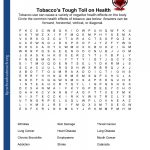 Free Printable Health Worksheets For Middle School | Lostranquillos   Free Printable Health Worksheets For Middle School