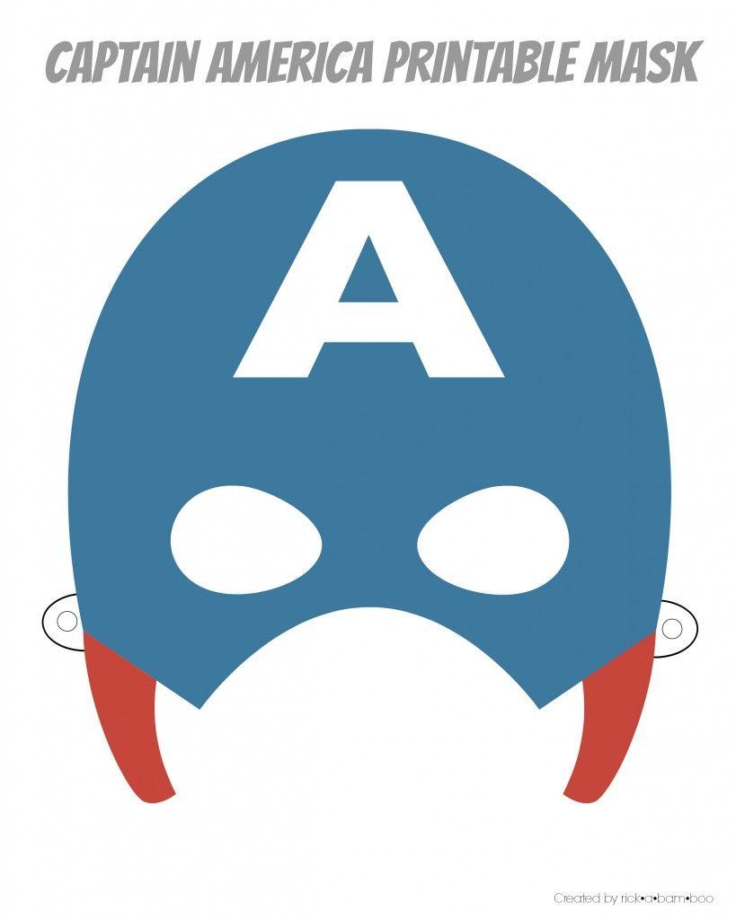 Free Printable Hero Masks | Super Hero | Pinterest | Superhero Mask - Free Printable Superhero Masks