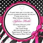 Free Printable Hot Pink Zebra Invitations | Free Printable Zebra   Free Printable Animal Print Birthday Invitations