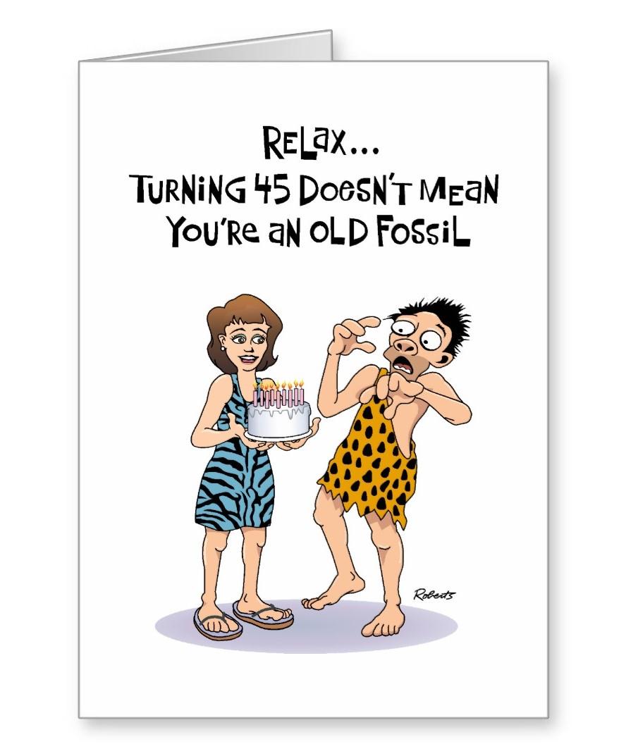 Free Printable Humorous Birthday Cards - Free Printable Humorous Birthday Cards