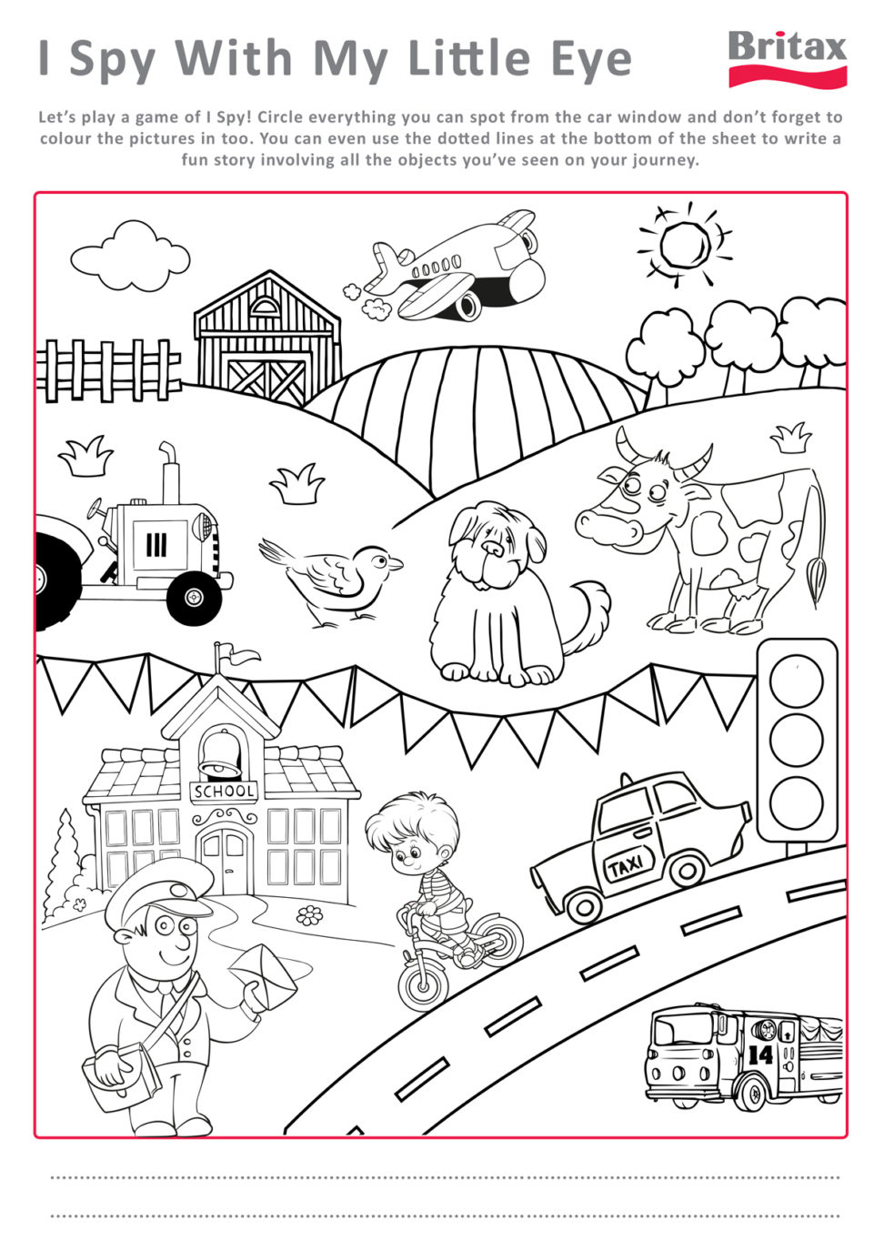 Free Printable Kids Activities 16 #28672 - Free Printable Activities