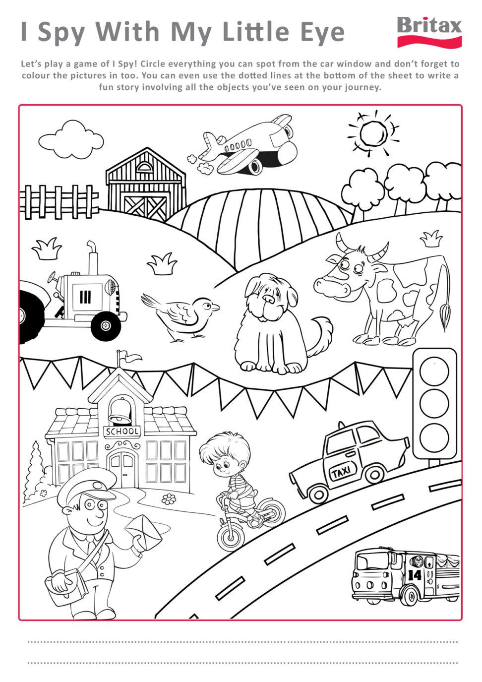 Free Printable Kids Activities 5 #28661 - Free Printable Kid Activities Worksheets