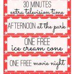 Free Printable: Kids Christmas Coupon Books | Freebies | Pinterest   Free Printable Homemade Coupon Book