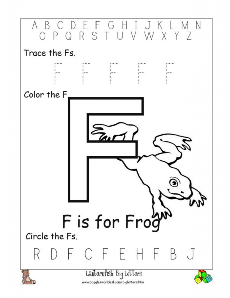 Free Printable Letter Recognition Worksheets Printables Worksheet - Free Printable Letter Recognition Worksheets
