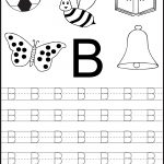 Free Printable Letter Tracing Worksheets For Kindergarten – 26   Free Printable Alphabet Worksheets For Grade 1