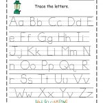 Free Printable Letter Worksheets For Preschoolers To Download   Math   Free Printable Letter Worksheets