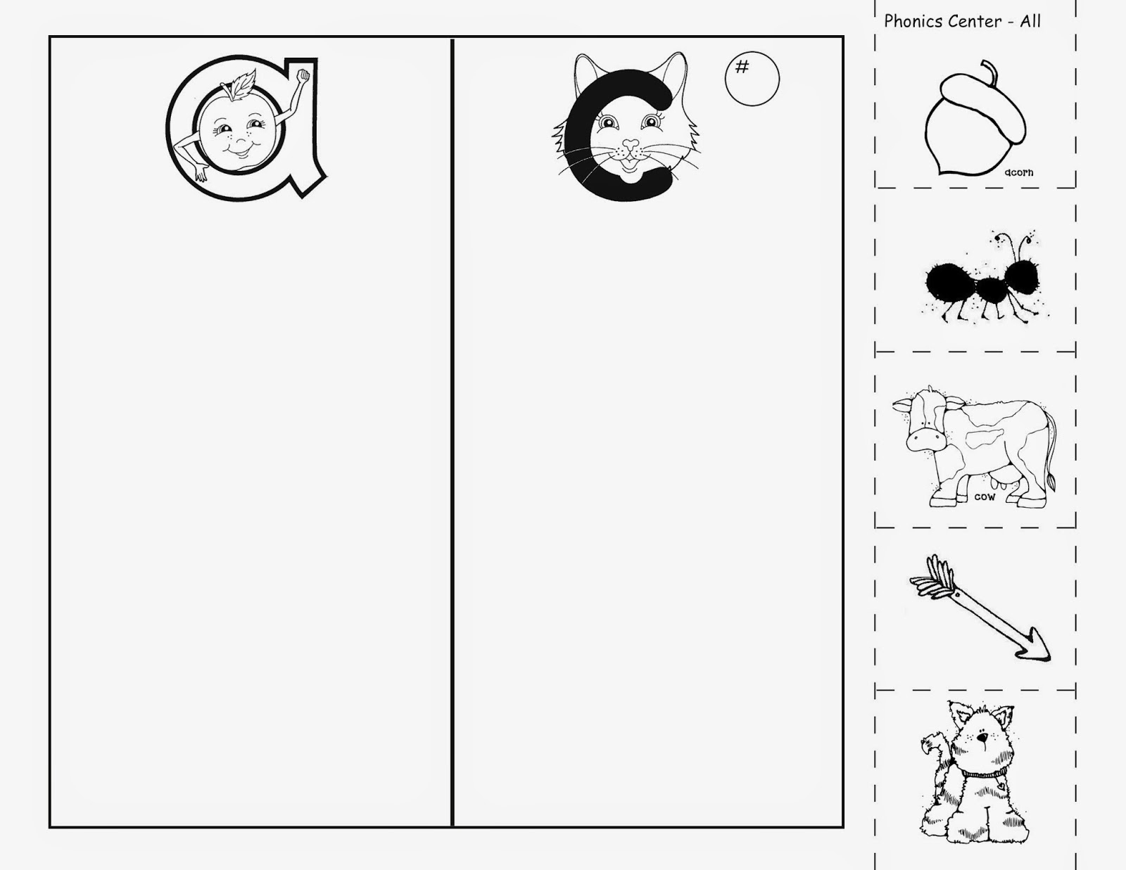 Free Printable Letterland Alphabet Worksheets | Download Them Or Print - Letterland Worksheets Free Printable