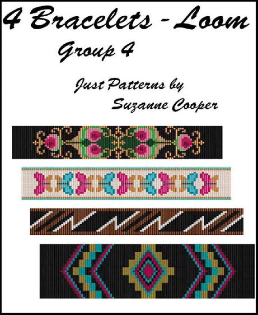 Free Printable Loom Bracelet Patterns | Free Printable - Free Printable Loom Bracelet Patterns