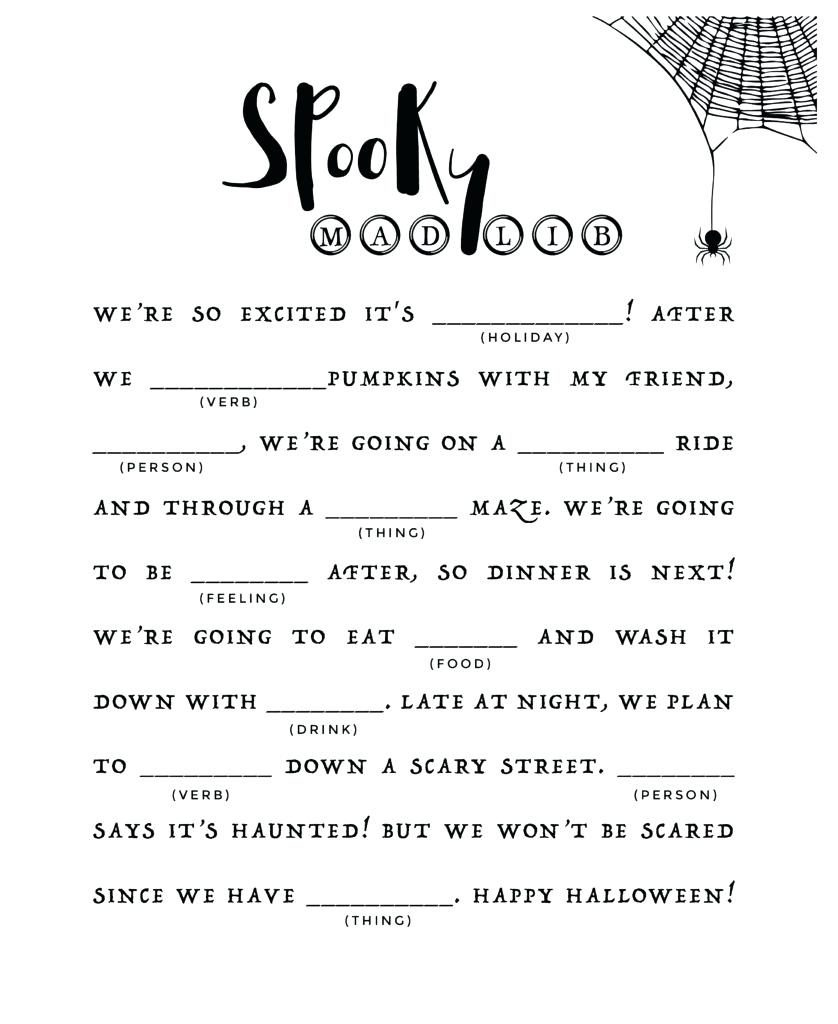 Free Printable Mad Libs For Middle School Students | Free Printable - Free Printable Mad Libs For Middle School Students