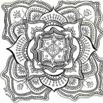 Free Printable Mandala Coloring Pages For Adults | Adult Coloring   Free Printable Mandalas