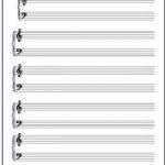 Free Printable Manuscript Paper | Makingmusicfun Pertaining To Free   Free Printable Staff Paper