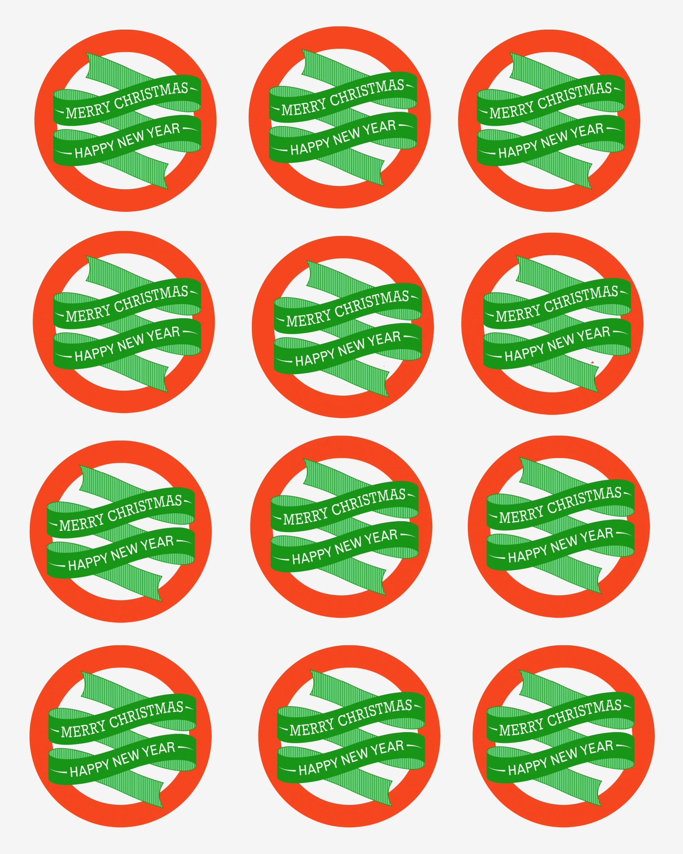 Free Printable Mason Jar Gift Labels – Merry Christmas – Free Mason - Free Printable Jar Label Templates