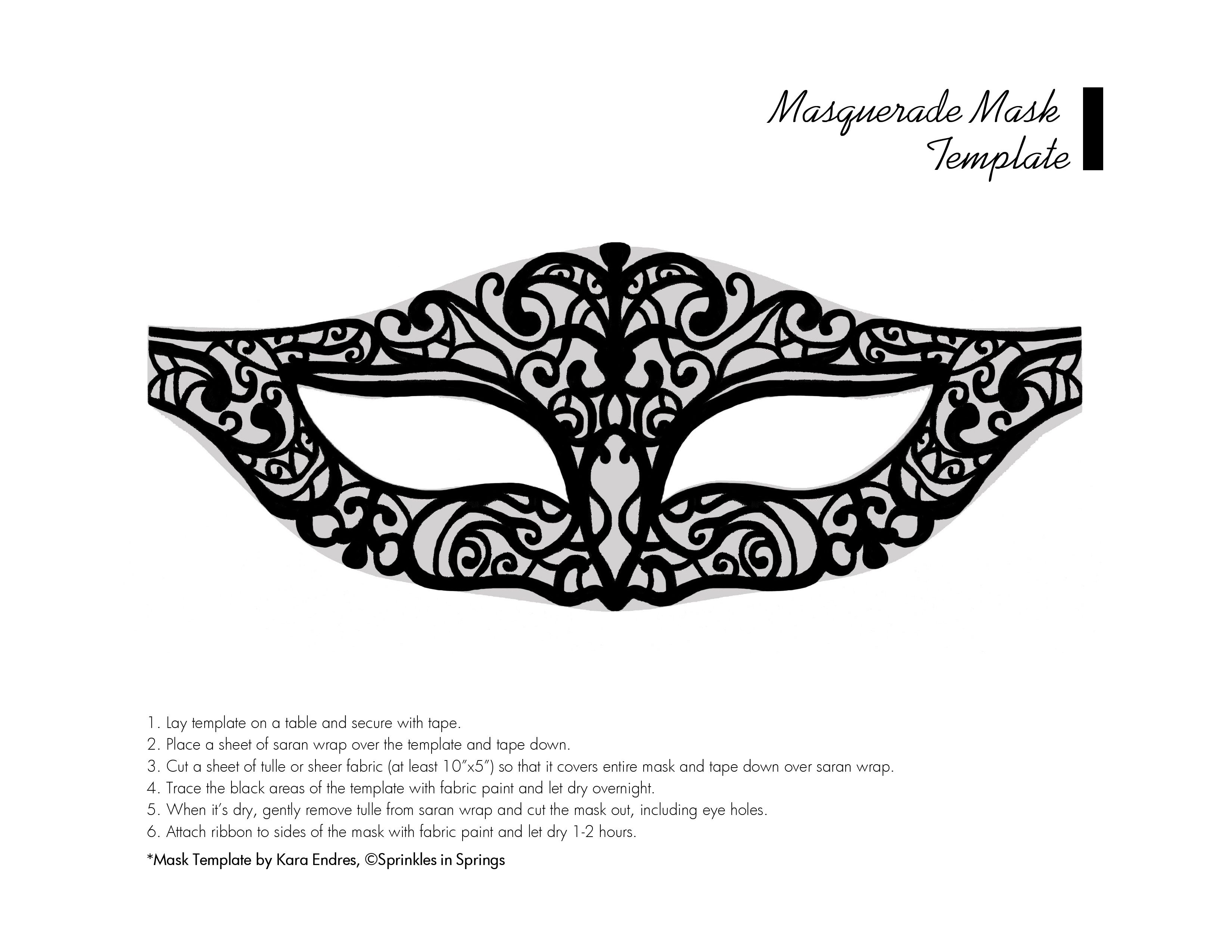 Free Printable Masquerade Masks - Babylon Yahoo! Search Results - Free Printable Masquerade Masks