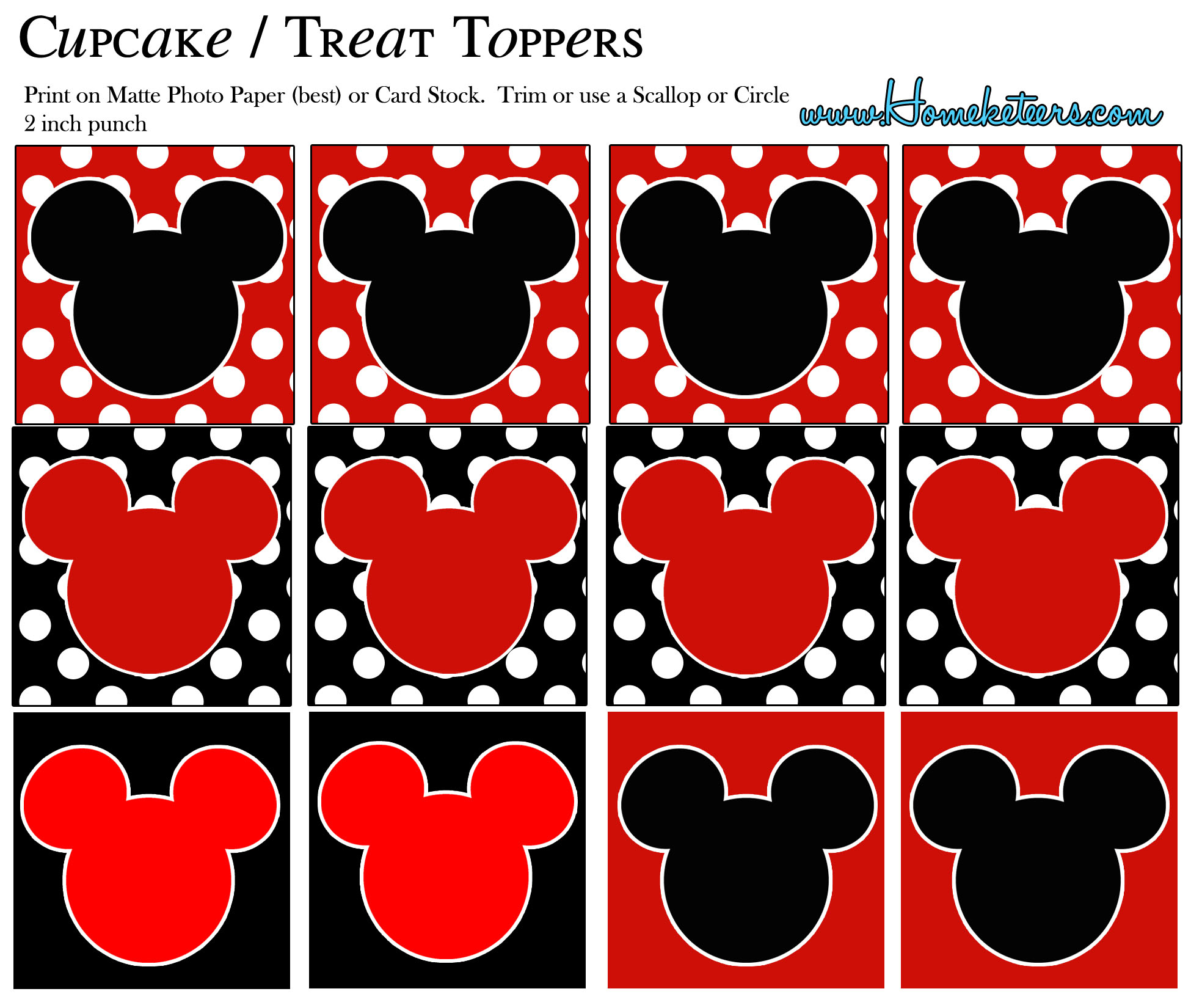 Free Printable Mickey Mouse, Download Free Clip Art, Free Clip Art - Free Printable Mickey Mouse Template