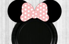 Free Printable Minnie Mouse Ears Template