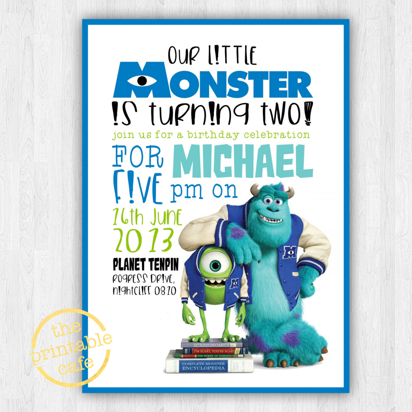 Free Printable Monsters Inc Birthday Invitations Best Of Monsters Inc - Free Printable Monsters Inc Birthday Invitations