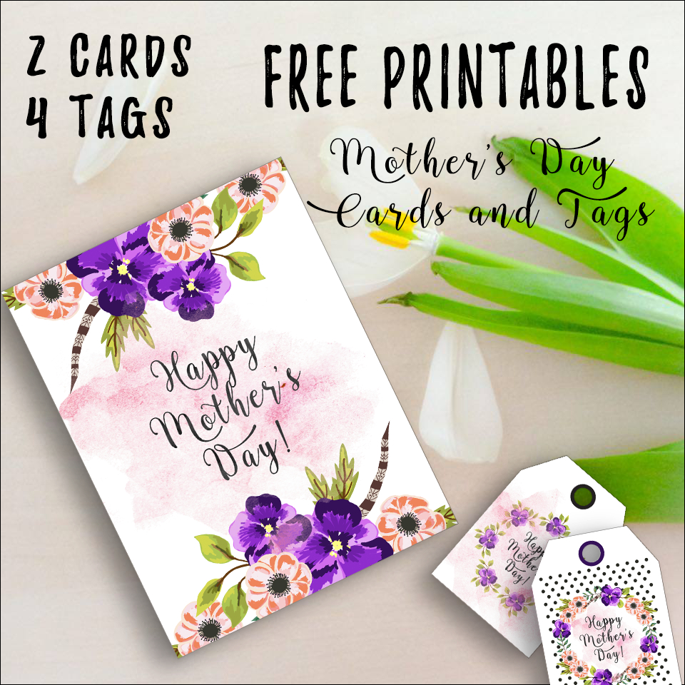 Free Printable Mother's Day Cards - Free Printable Mothers Day Gifts