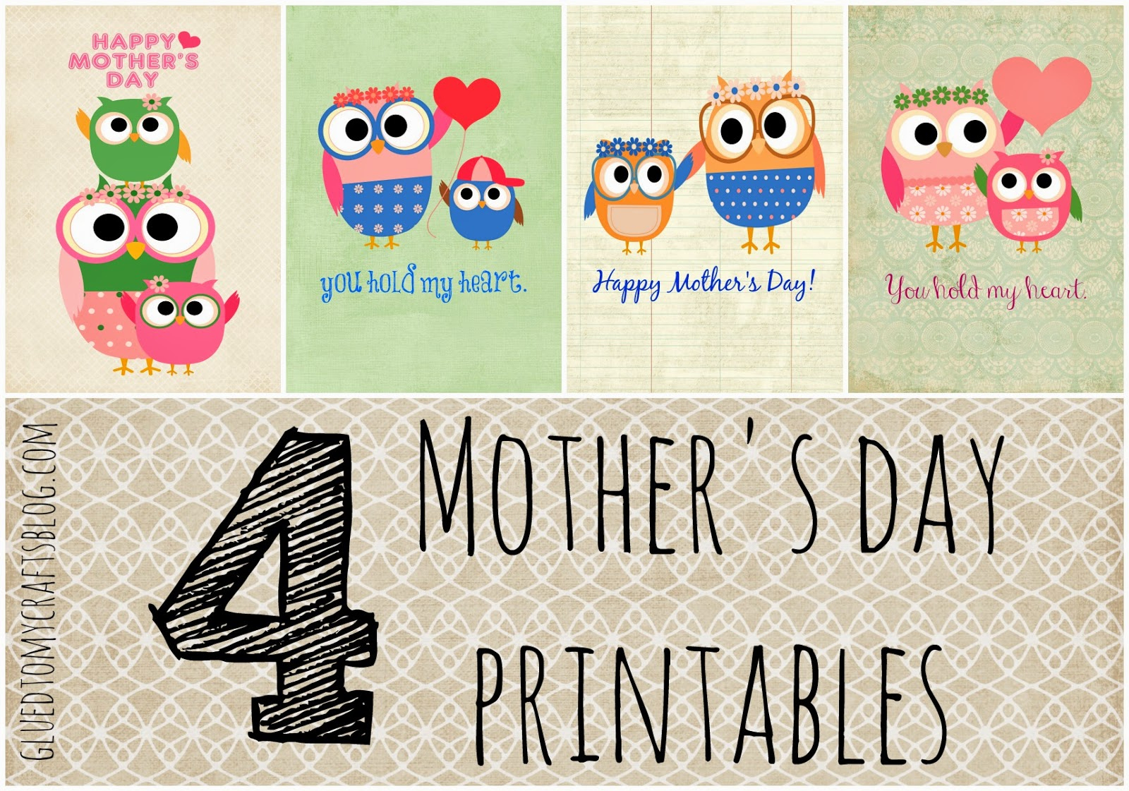 Free Printable Mother's Day Cards (Pdf) | Cisdem - Free Printable Mothers Day Cards To My Wife