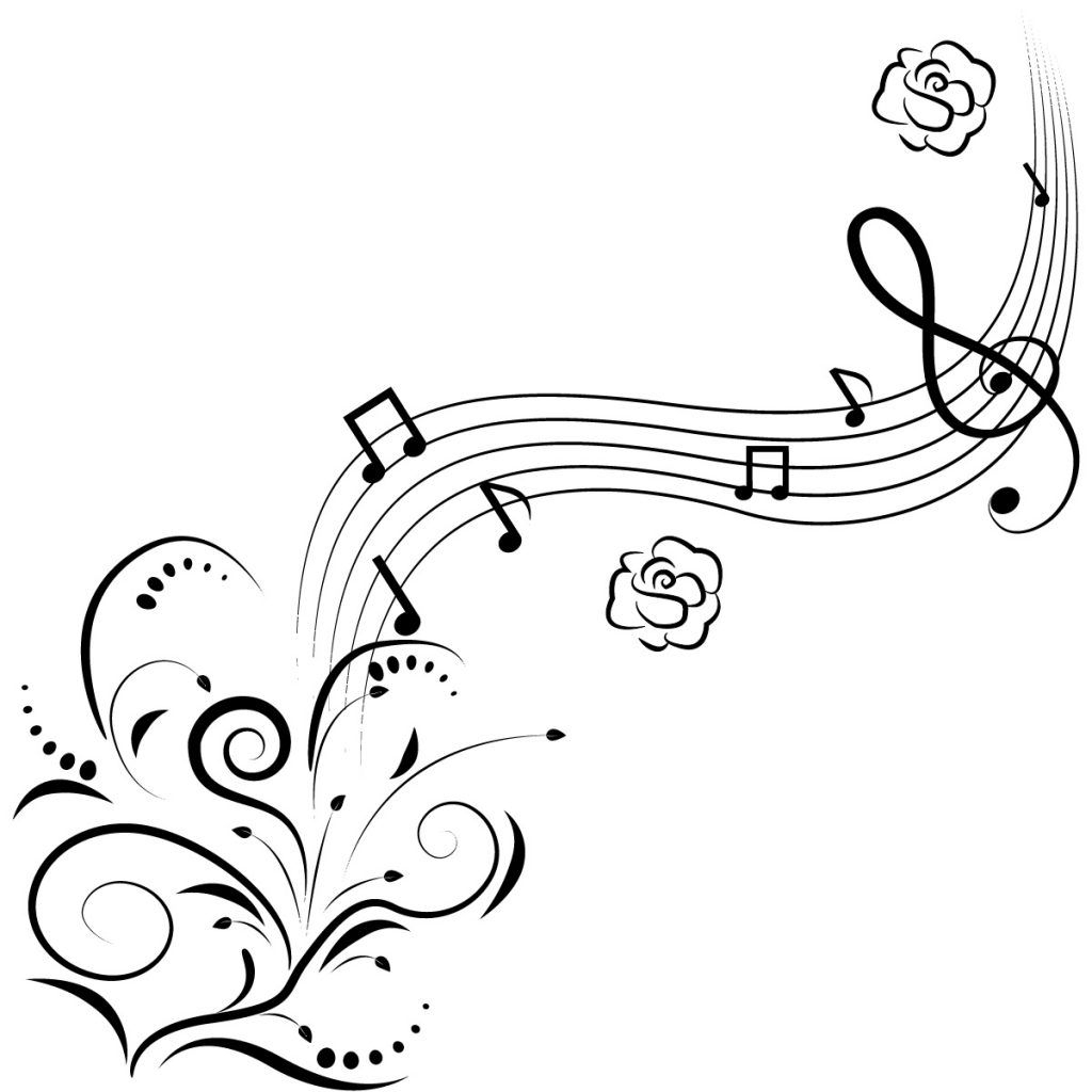 Free Printable Music Note Coloring Pages For Kids | Crafty - Free Printable Pictures Of Music Notes