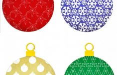 Free Printable Ornaments #38984 – Free Printable Christmas Tree Ornaments To Color