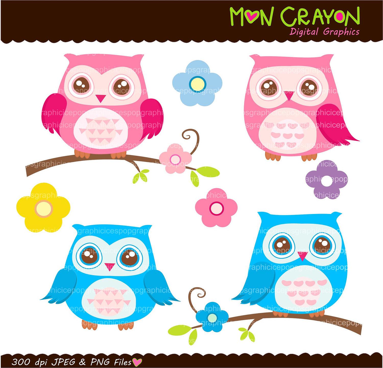 Free Printable Owl Clipart - Free Printable Clip Art