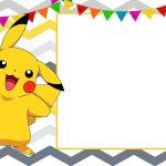 Free Printable Pokemon Invitation | Free Printable Birthday   Free Printable Pokemon Birthday Invitations