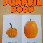 Free Printable Pumpkin Book | Best Of The Measured Mom | Preschool   Free Printable Pumpkin Books
