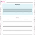 Free Printable Recipe Cards | Cooking & Baking | Recipe Cards   Free Printable Recipe Pages