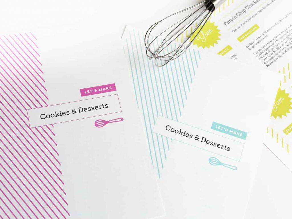 Free Printable Recipe Recipe Binder Template Fabulous Calendar - Free Printable Recipe Binder Templates