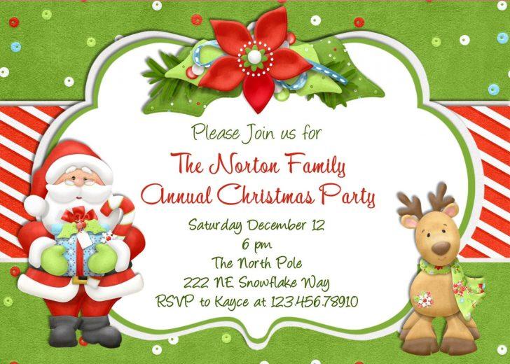 Free Printable Religious Christmas Invitations