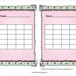 Free Printable Reward And Incentive Charts – Free Printable Charts For Teachers