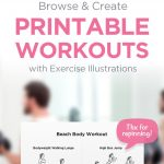 Free Printable Routines, Workout Packs And Exercise Programs   Free Printable Gym Workout Routines