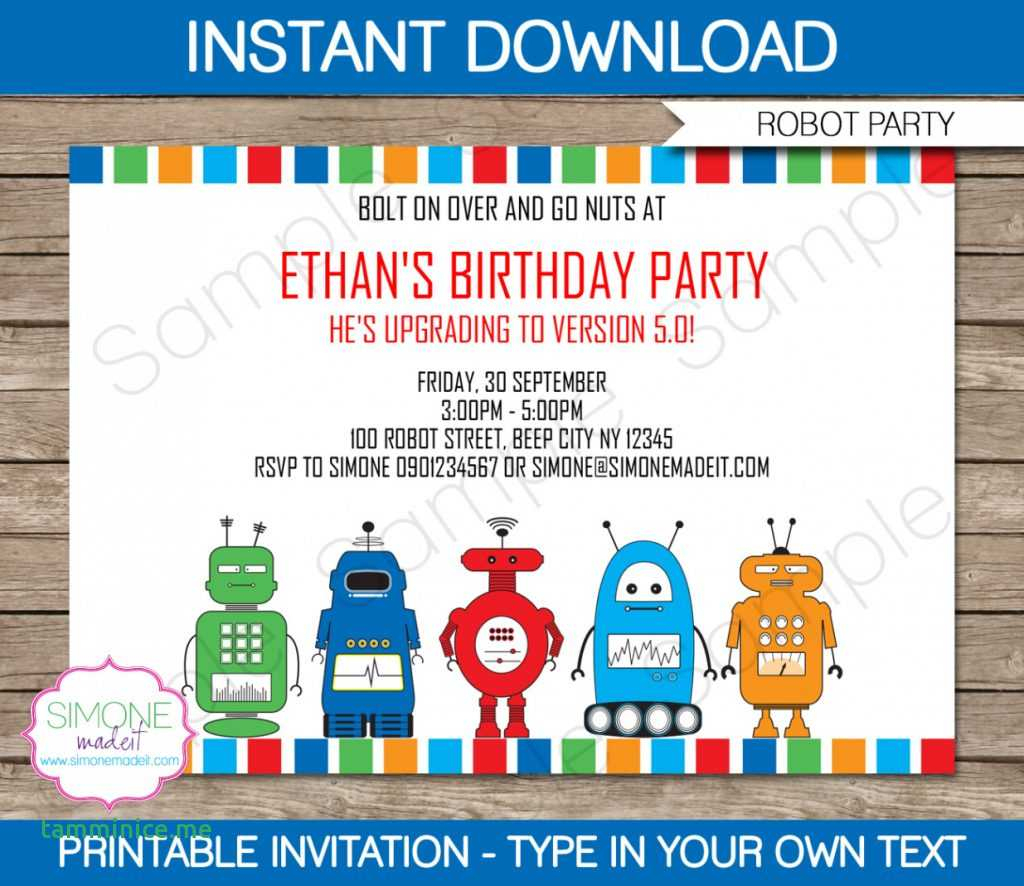 Free Printable Science Birthday Party Invitations Unique Science - Free Printable Science Birthday Party Invitations