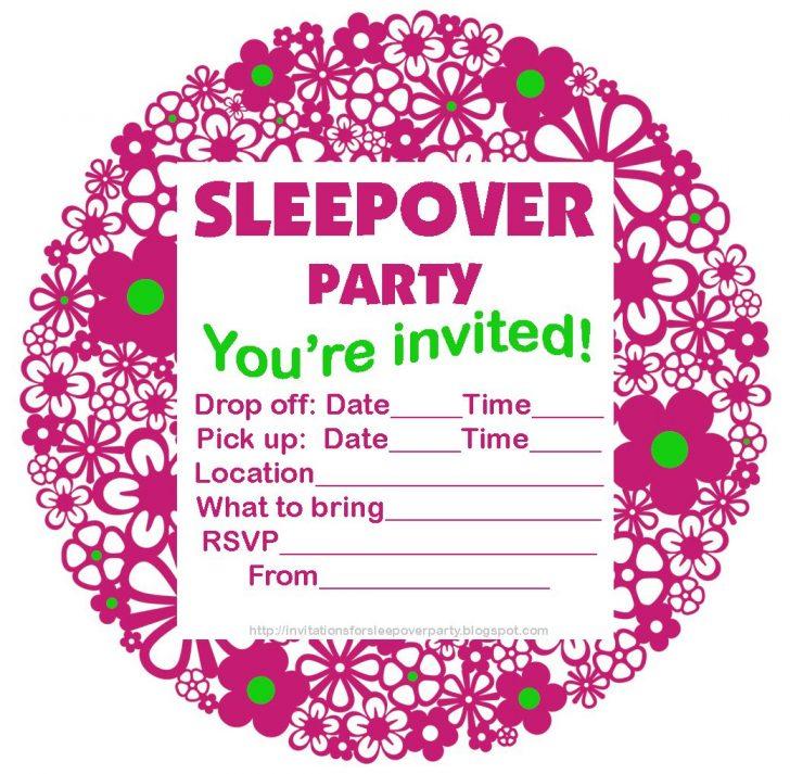 Free Printable Event Invitations