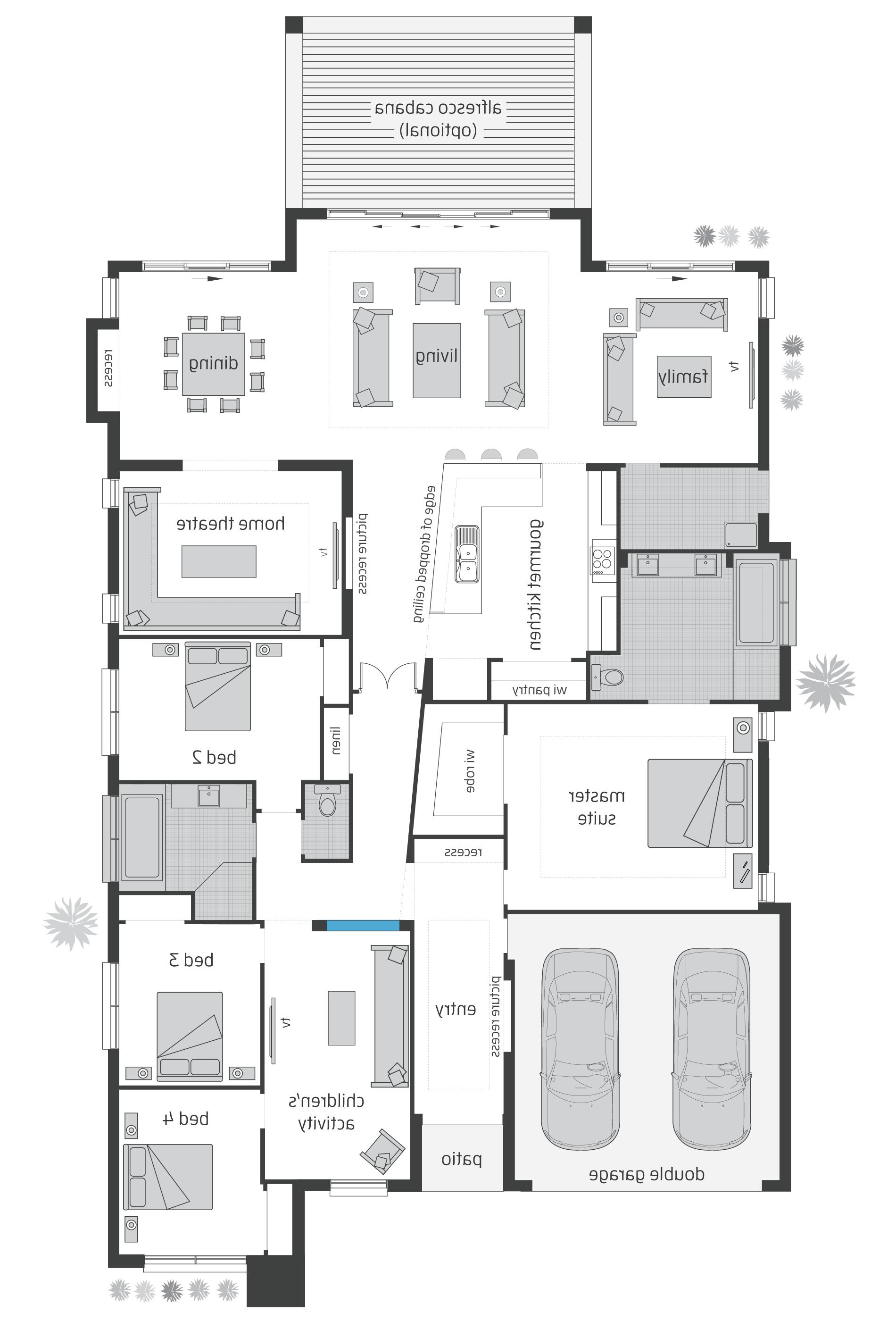 Free Printable Small House Plans Home Design Small House Barn Floor - Free Printable Small House Plans